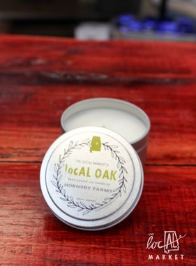 Hornsby Farms Local Market Travel Candle