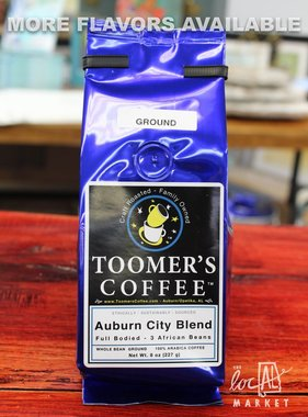 Toomer's Coffee Roasters 8oz. Toomer's Coffee