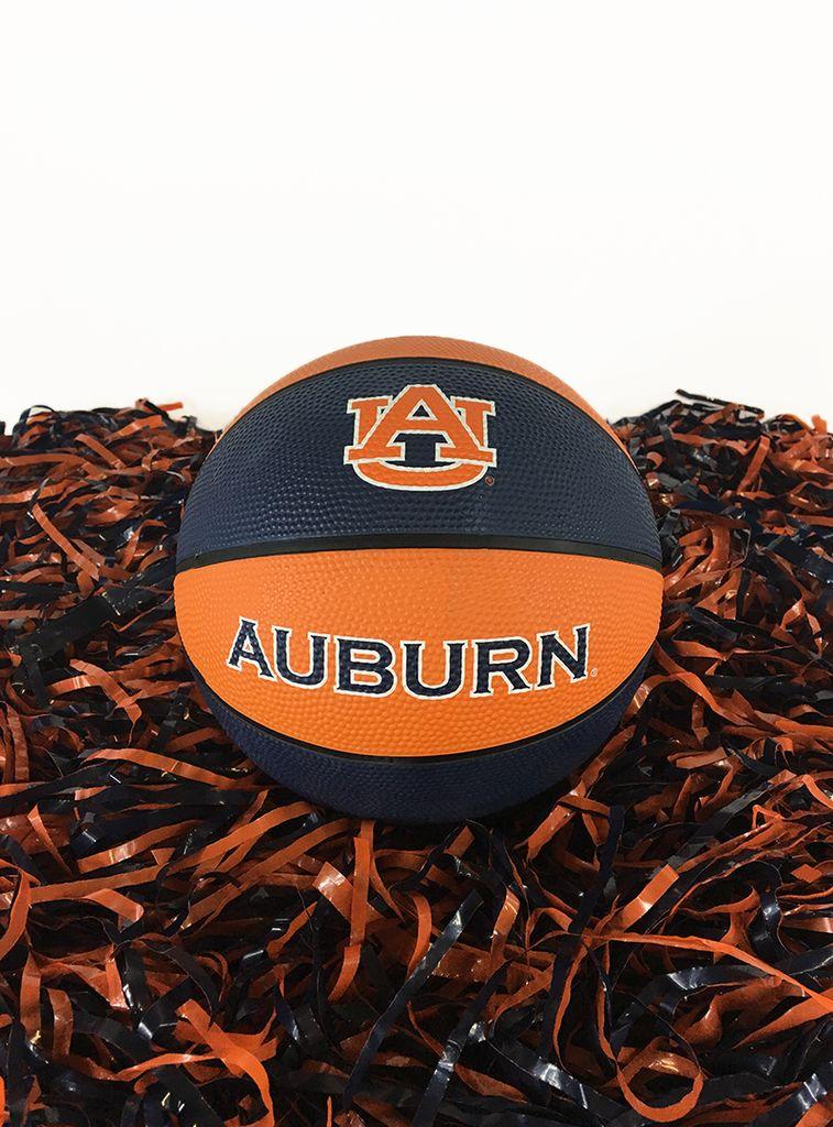 Mini AU Rubber Basketball