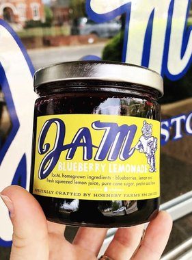 Hornsby Farms Blueberry Lemonade J&M JAM