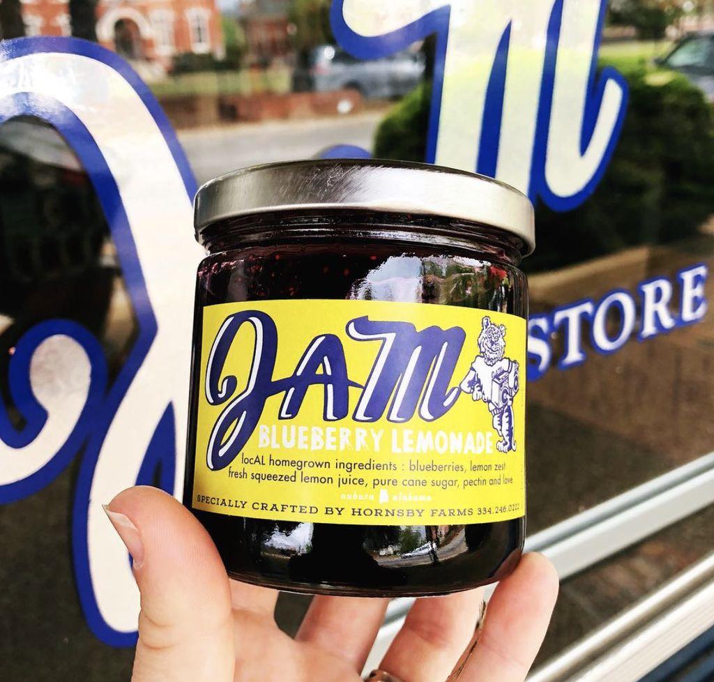 Hornsby Farms Blueberry Lemonade J&M JAM