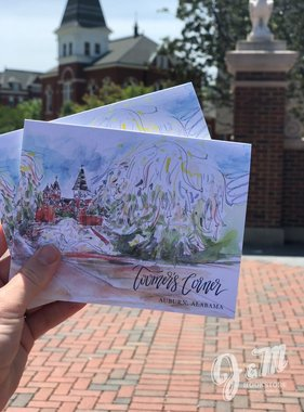 Toomers Corner Rolling 4 Pack Cards