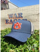 The Game AU Honeycomb Mesh Hat