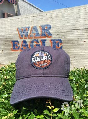 e5621cce2fe The Game · The Game Youth Auburn Tigers Circle Design Hat