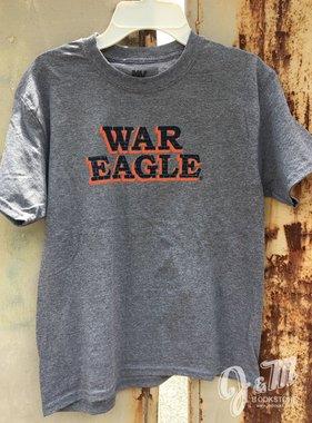 MV Sport Youth War Eagle Wall T-Shirt