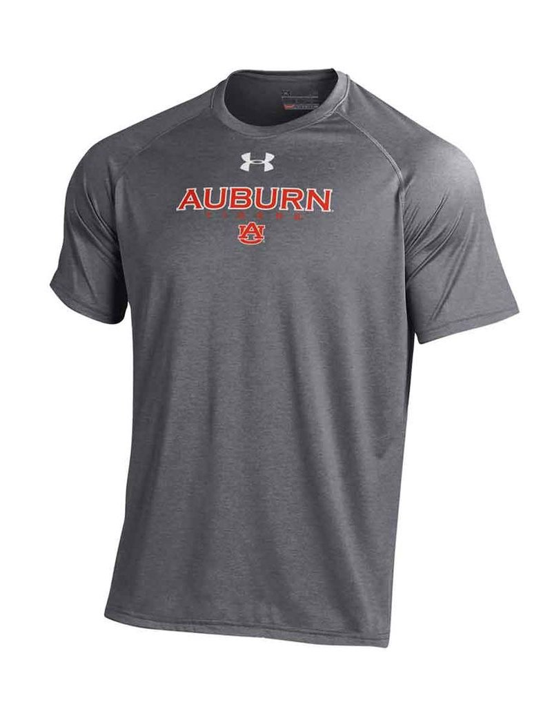 Under Armour Block Auburn Tigers AU T-Shirt