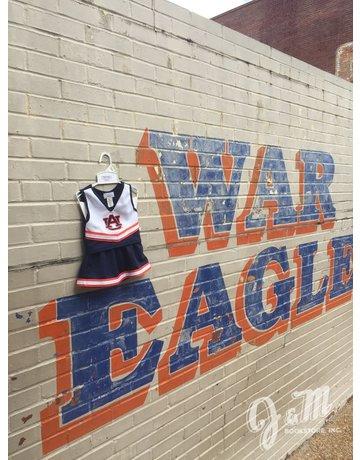 Third Street Sportswear AU 2 Piece Classic Cheer Jersey Set