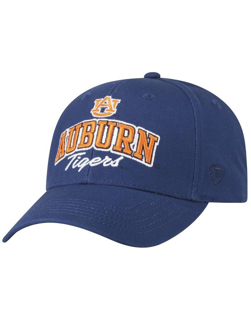 AU Auburn Tigers Navy Adjustable Hat