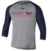 Under Armour Eagle Through A Stripes Raglan T-Shirt