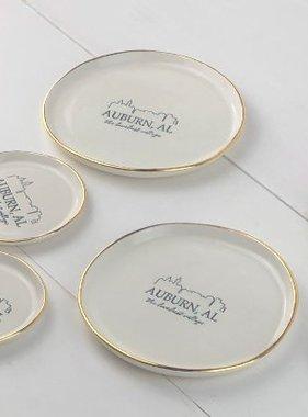 Susan Gordon Pottery Custom Auburn, AL Ring Dish