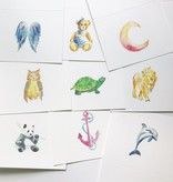 Animal and Symbol Individual Cards