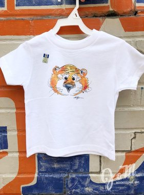 Classic Aubie Toddler T-Shirt