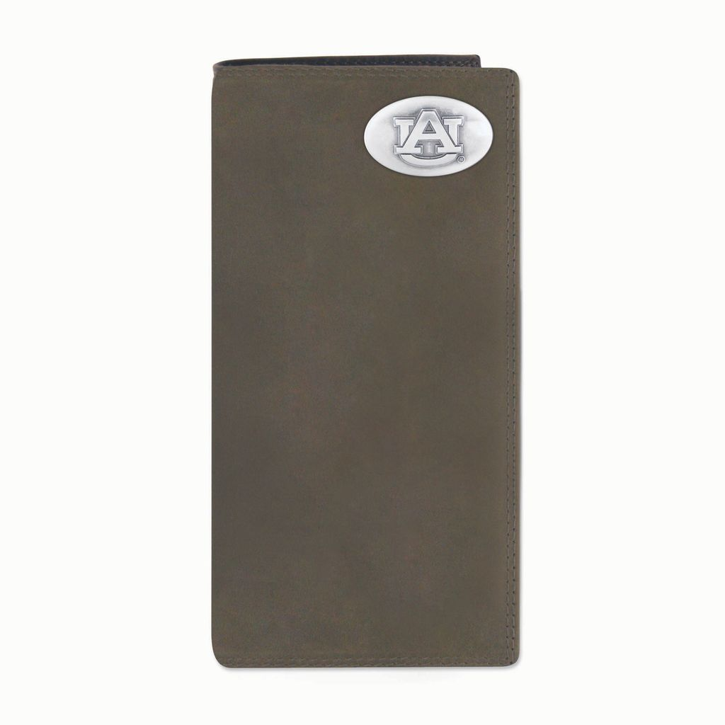 AU Crazy Horse Roper Tall Wallet