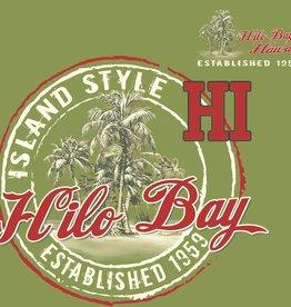 Blue 84 Carbonation Palms Hilo Bay HI T-Shirt