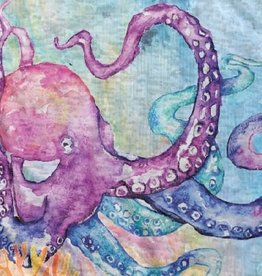 Blue 84 This Song Octopus Sublimation T-shirt