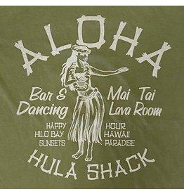 Blue 84 Enthrall Hula Girl T-Shirt