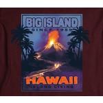Blue 84 Galvanic Volcano T-Shirt