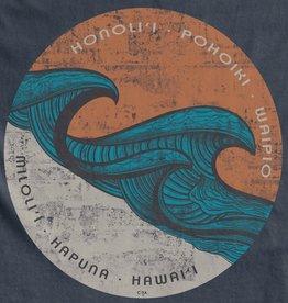 Blue 84 Java Kava Wave Soft T-Shirt