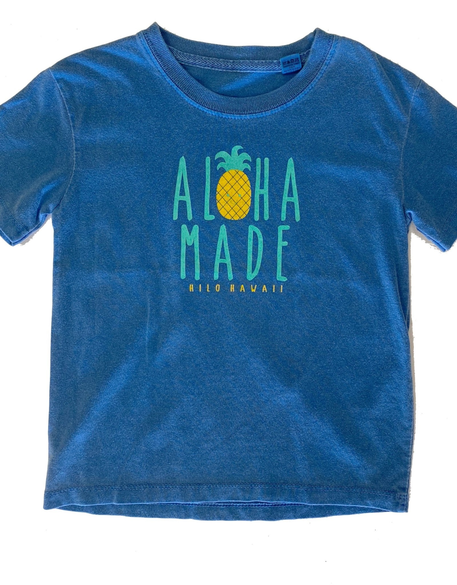 Blue 84 Jump Start Pineapple Baby/Toddler T-Shirt