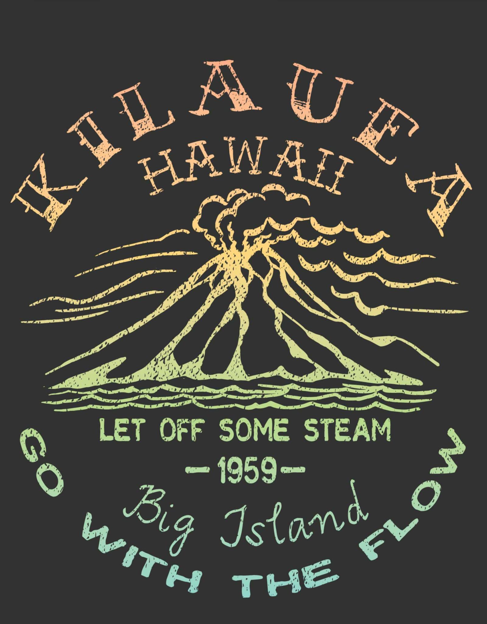 Blue 84 Lash Out V2 Volcano T-Shirt