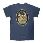 Blue 84 Less Surprised Beach T-Shirt