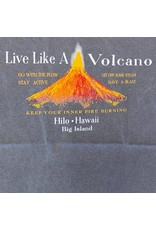 Blue 84 Living Words Volcano