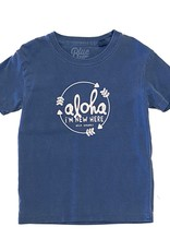 Blue 84 New in Town Arrows Dyed Ringspun Child T-Shirt