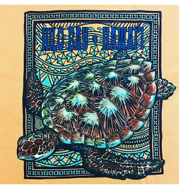 Blue 84 Reunion Sea Turtle T-shirt