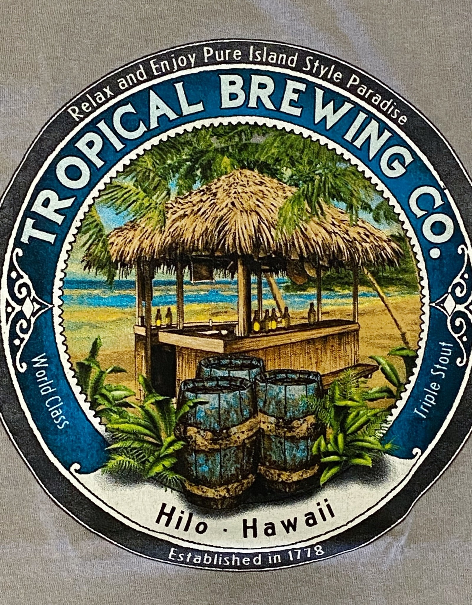 Blue 84 Tropical Brewing Co. T-Shirt