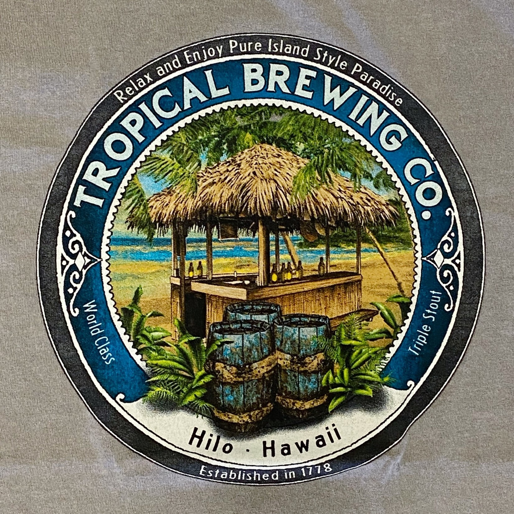 Blue 84 Tropical Brewing Co.