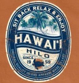 Blue 84 Viatar Palms/Beach/Sea Turtle T-Shirt