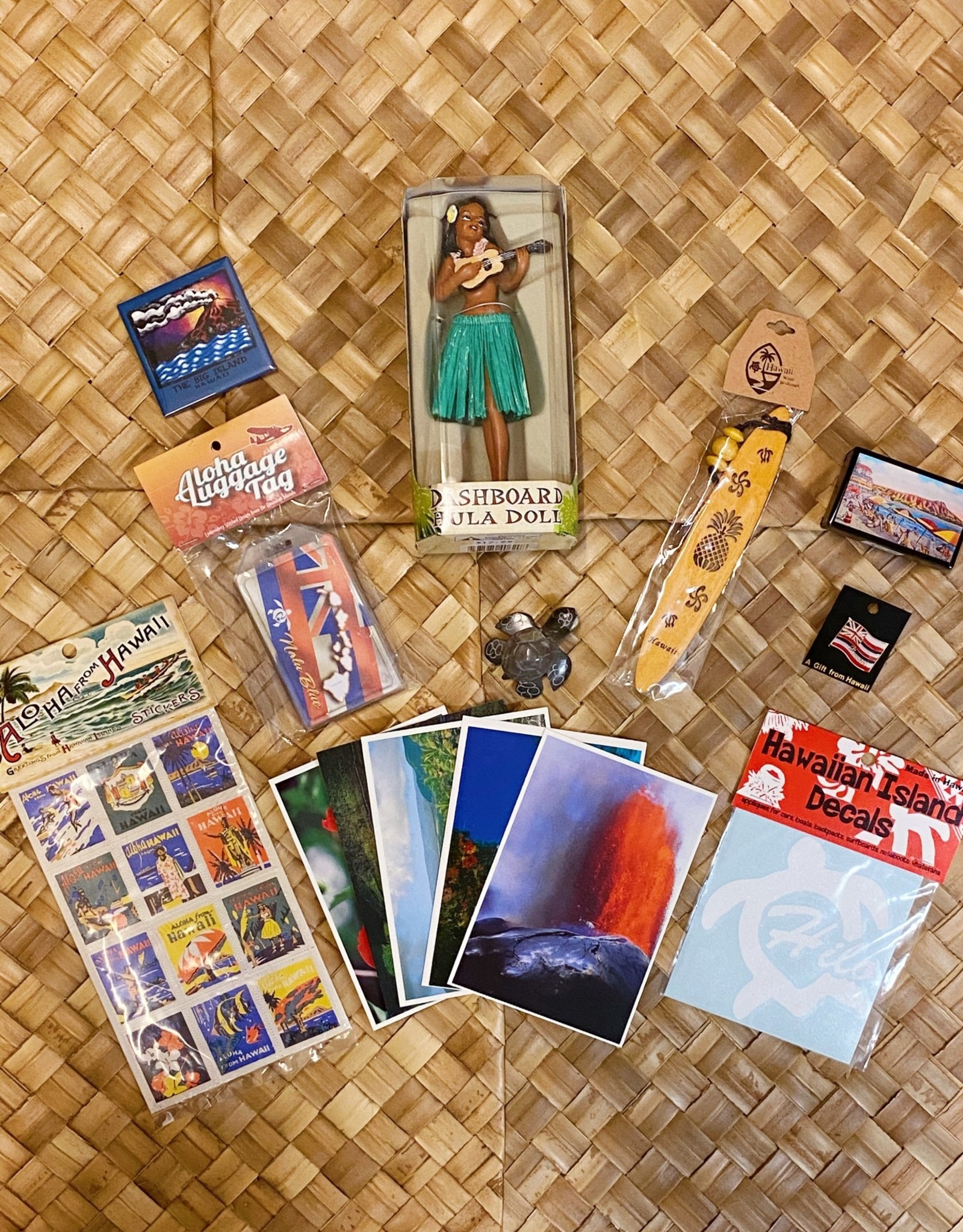 The Most Irresistible Shop in Hilo Hawaii Souvenir Gift Set
