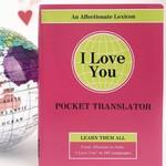 Knock Knock Book:  I Love You 103 Lang