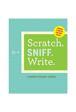 Knock Knock Scratch & Sniff Journal