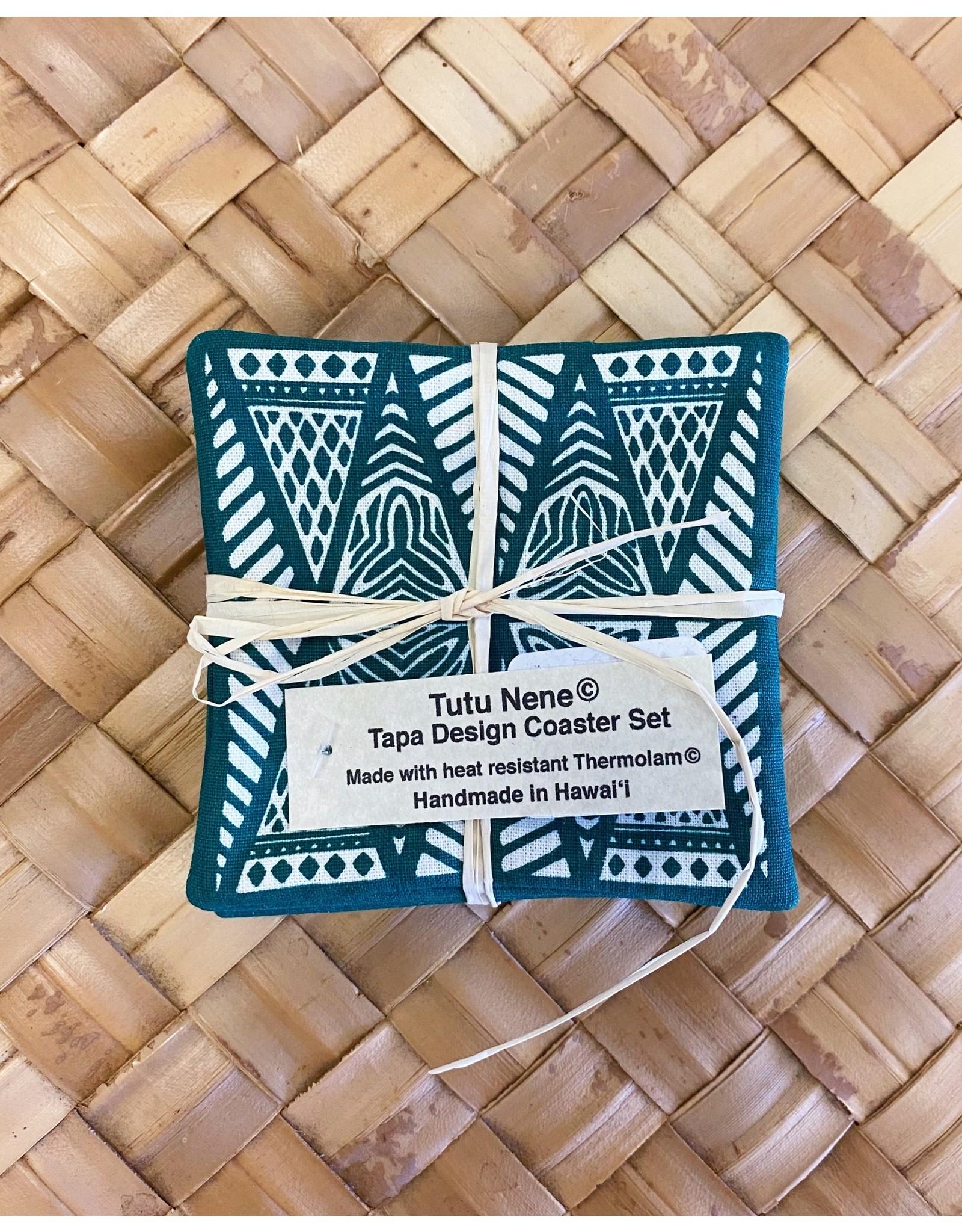 Tutu Nene Tutu Nene Coaster Set of 4