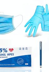 360+ Bio-Lab PPE Emergency Protective Care Kit w/Stylus