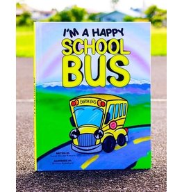 I'm A Happy School Bus Book (KD100)