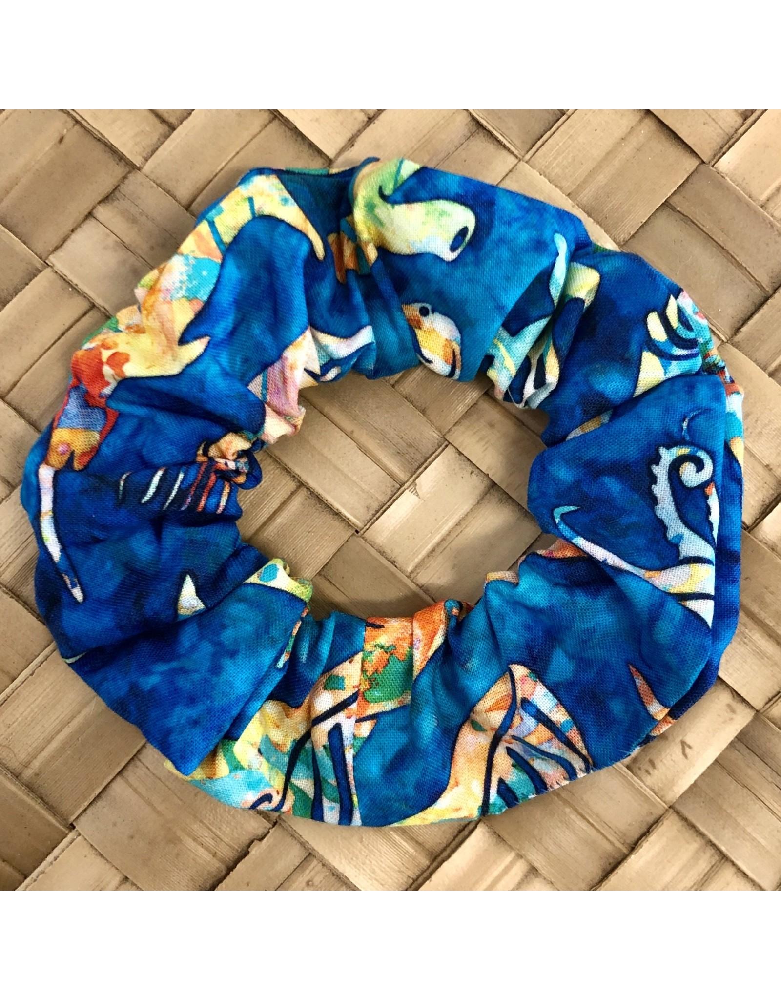 Apapane Designs Island Scrunchie