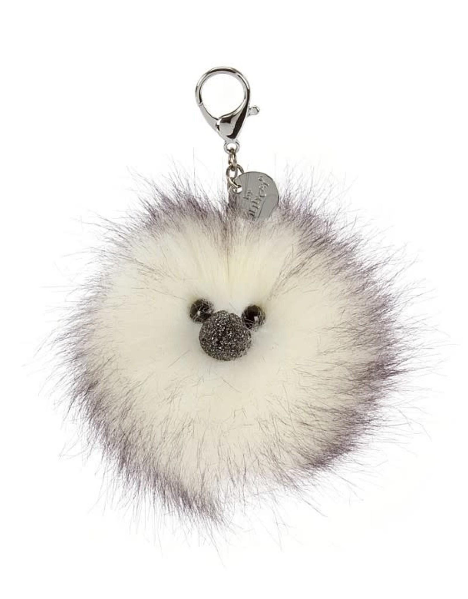Jellycat Dazzle Pom Bag Charm
