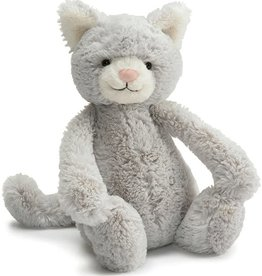 Jellycat Bashful Grey Kitty Medium