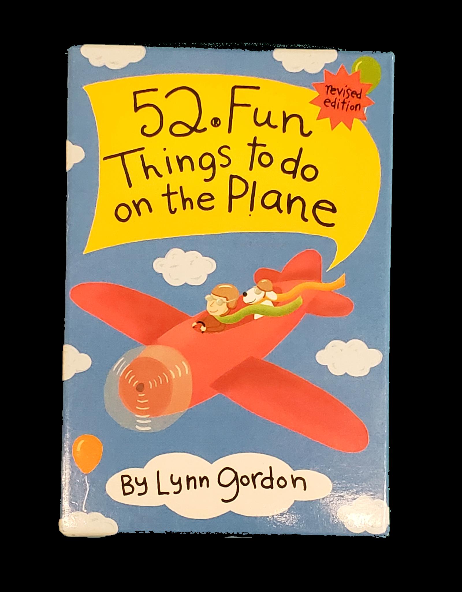Chronicle 52 Series: Fun Things Do Plane