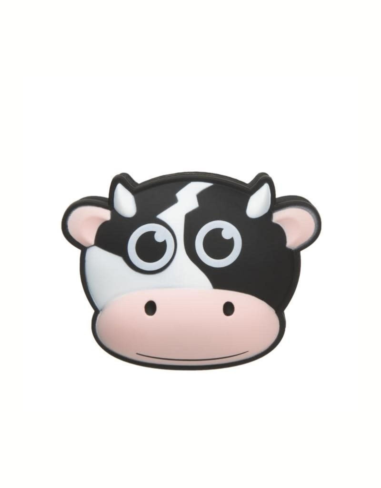 Kikkerland Talking Bag Clip Cow