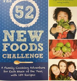 Penguin Random House 52 New Foods Challenge