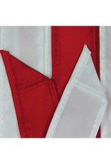 """In The Breeze WINDSOCK-40"""" EMBROIDERED STAR"""