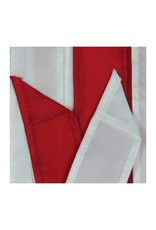 "In The Breeze WINDSOCK-40"" EMBROIDERED STAR"