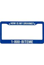 1-800Bite Me License Holder