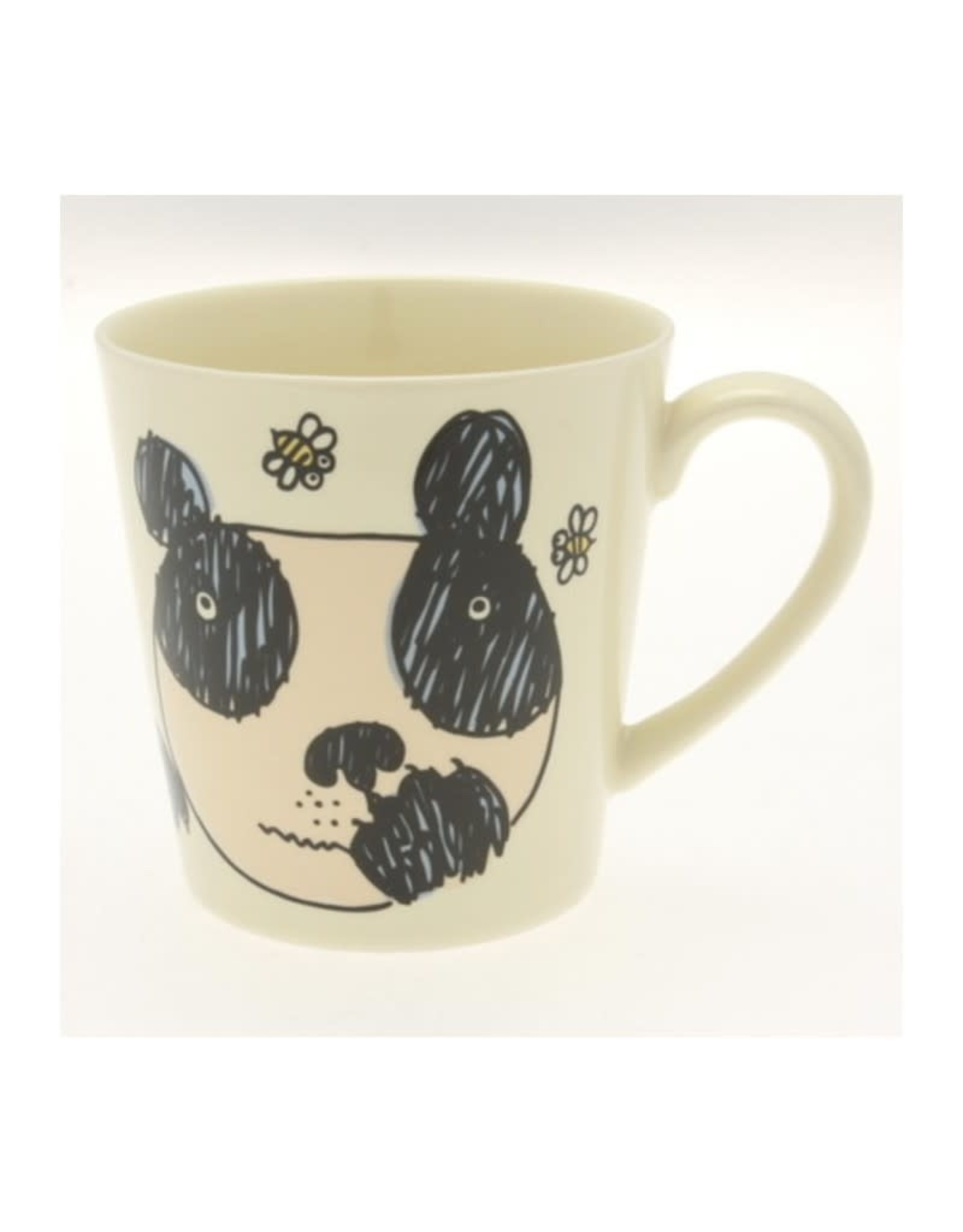 Kotobuki Trading Co. Inc Mug Crazy Panda