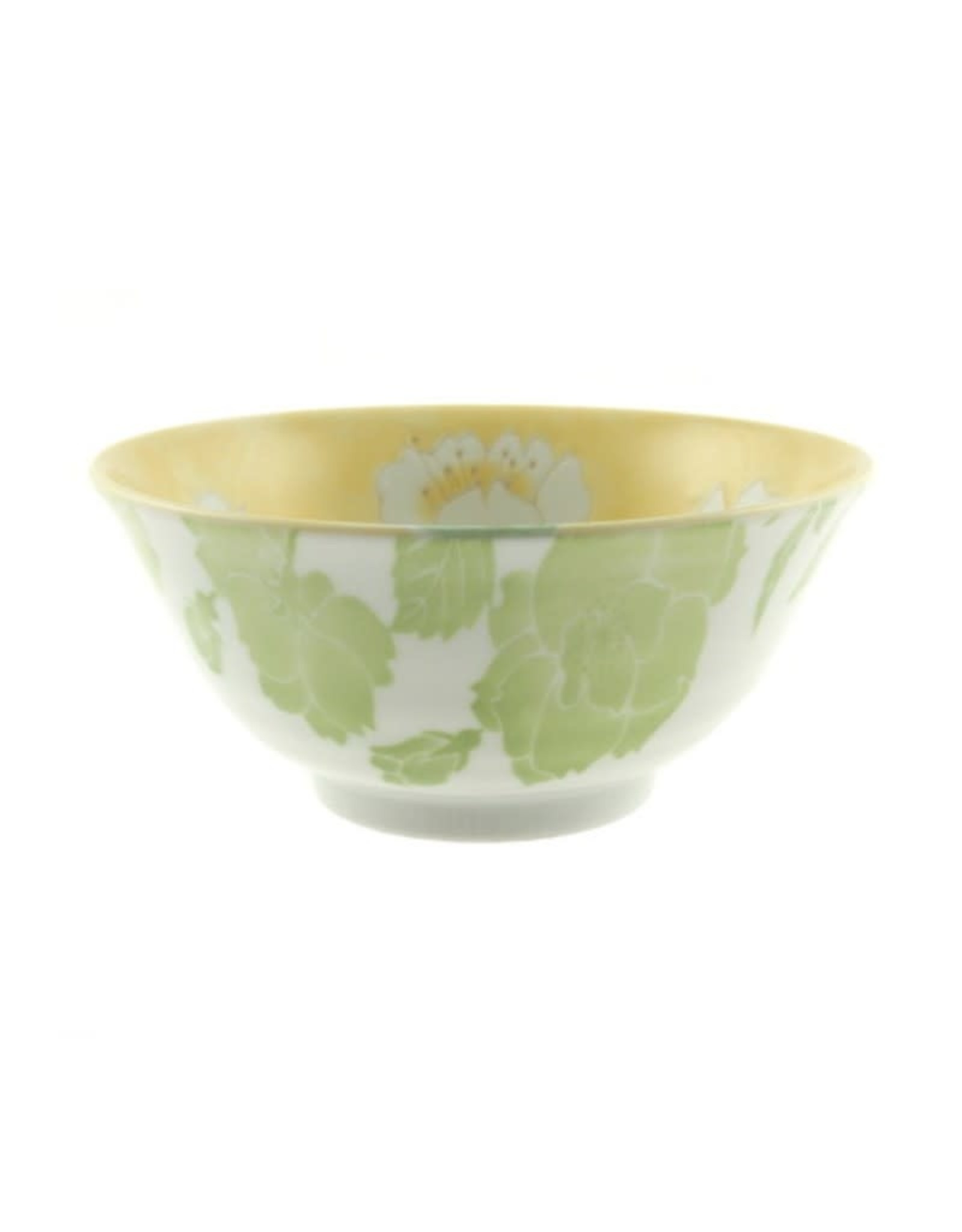 Kotobuki Trading Co. Inc Bowl Spring Sunrise Sakura (Yellow)