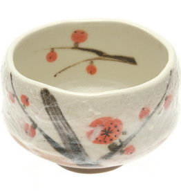 Kotobuki Trading Co. Inc Matcha Chawan Mini Plum
