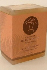 Hawaiian Rainforest Naturals Inc. Soul Fire For Men Aromatherapy Soap
